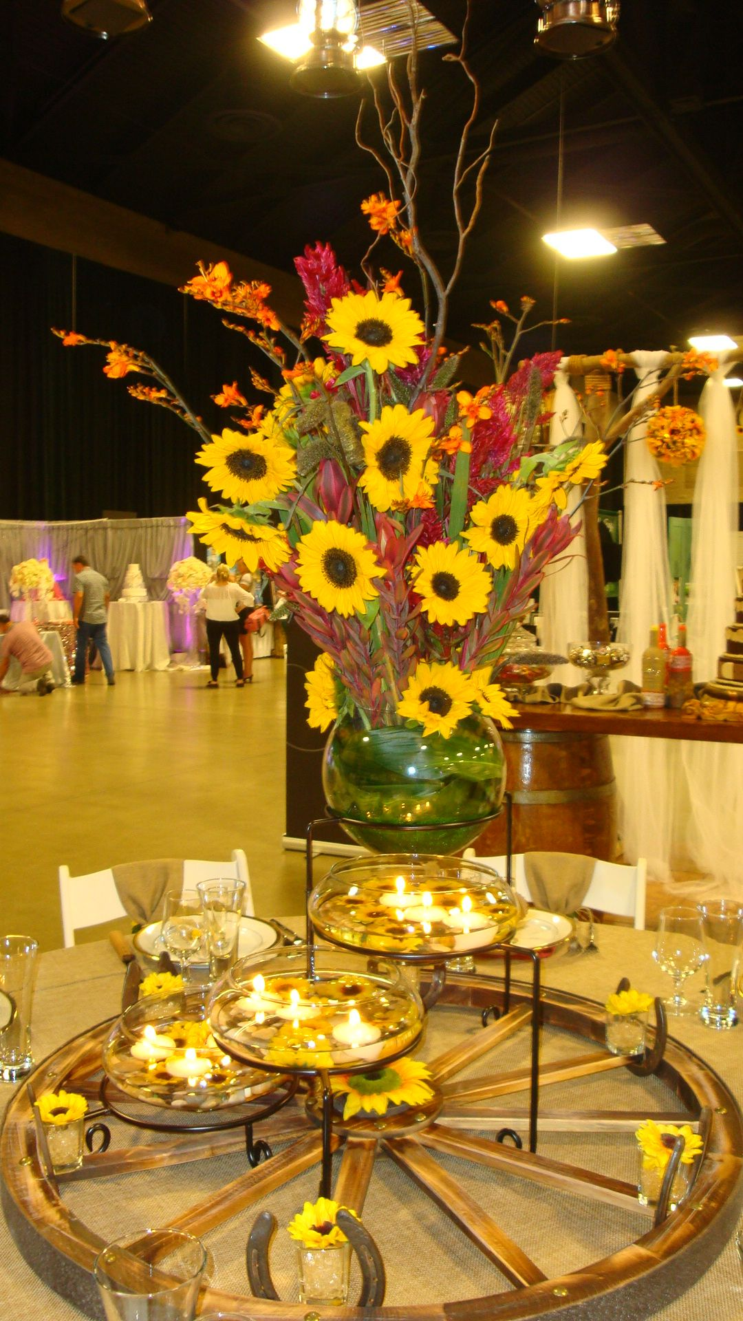 Western Wedding Theme By Details Party Rentals Tulare Ca
