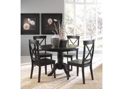 We Chose This Table In Chairs White For Our Breakfast Room
