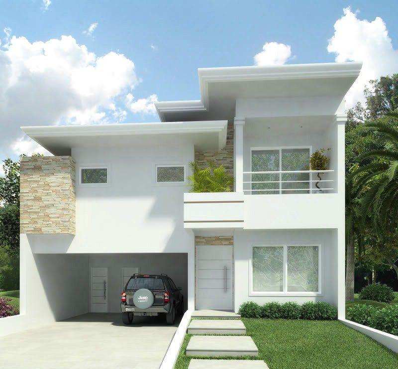 Modelos de casas modernas y contemporaneas buscar con for Modelos de casas modernas