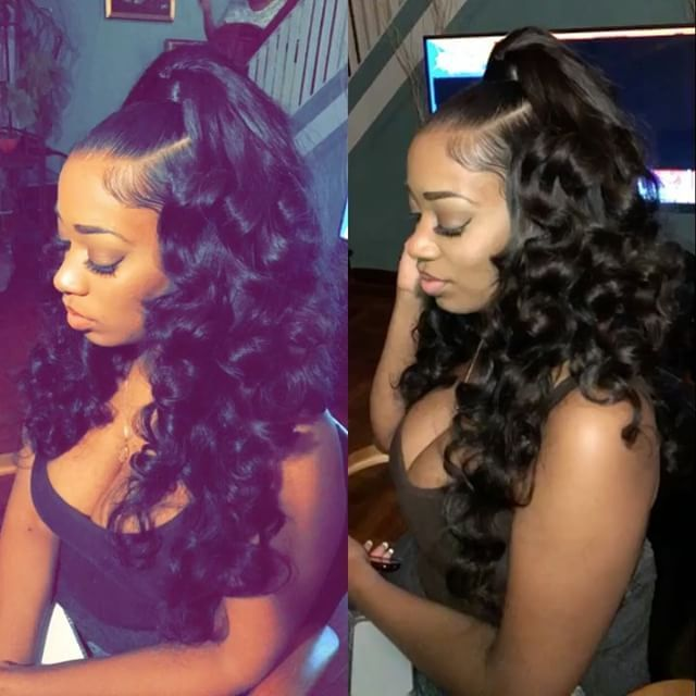 Sew In Hairstyles Brilliant Follow The Queen For More Poppin' Pins Kjvouge✨❤   Hair
