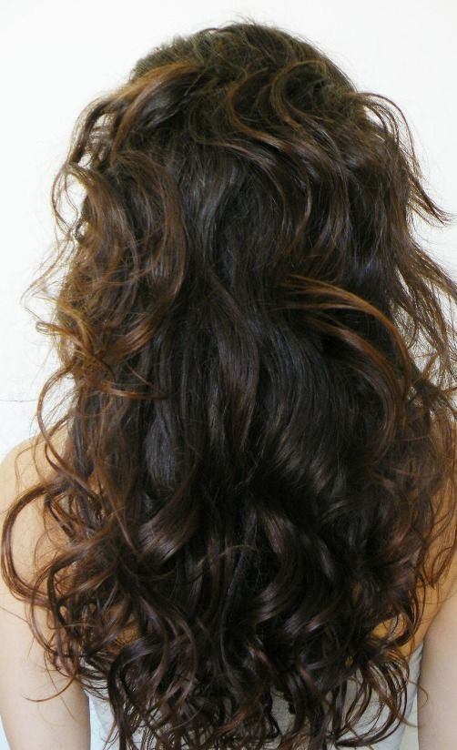 How To Curl Your Hair At Home Using A Sock Overnight Hairstyles
