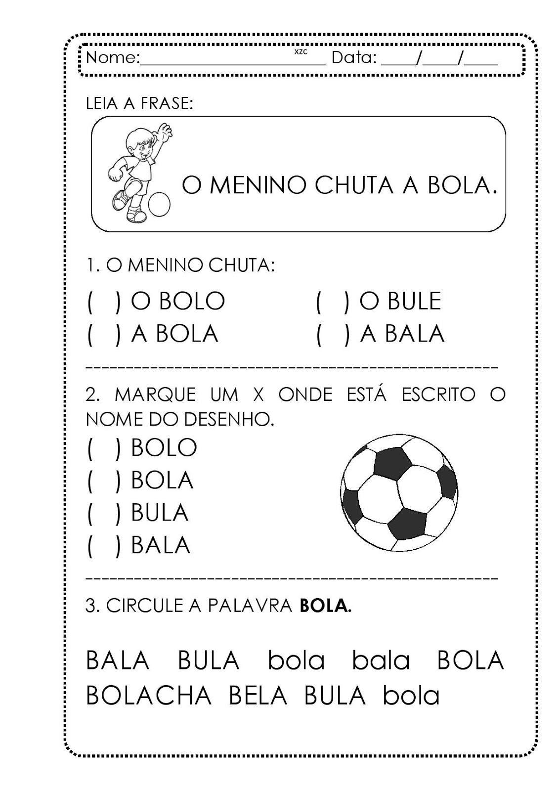 Muitas vezes Português | Atividades 1 ano | Pinterest | Português, Atividades e  LE71