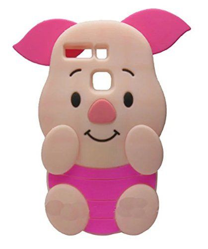 Huawei P9 Lite Cartoon Character Case,PopHapi Cute Pink 3D Pig Animals Design Protective Gel Skin Soft Rubber Cover for Huawei Ascend P9 Lite, http://www.amazon.com/dp/B01M61LLHQ/ref=cm_sw_r_pi_awdm_x_VXKfybTFD8KDK