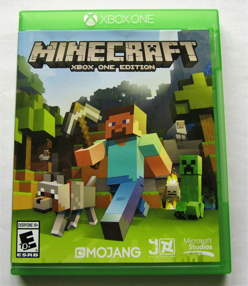 Minecraft: Xbox One Edition (Microsoft Xbox One, 12) Tested and