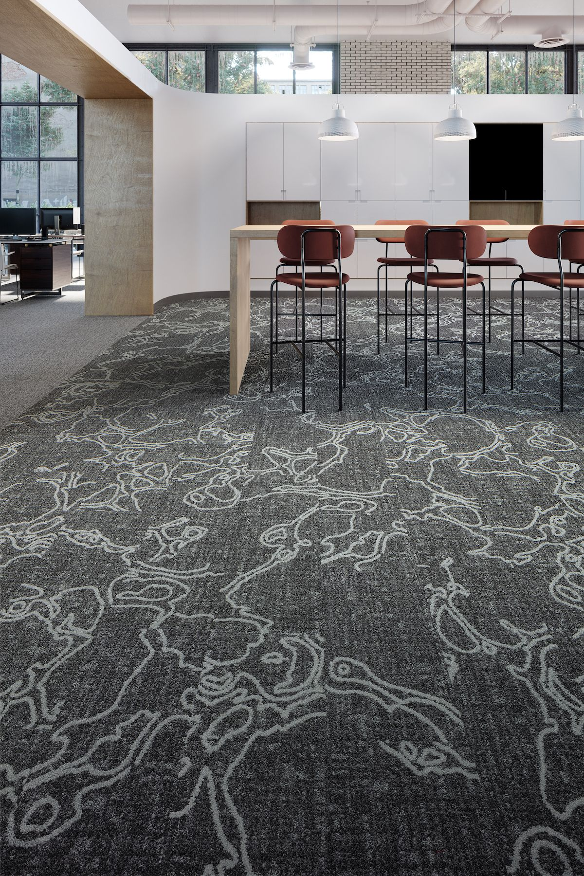 Take A Stress Reductive Approach To Design This Collection Is