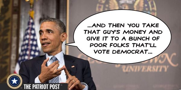 Obama's Georgetown Poverty Talk ...