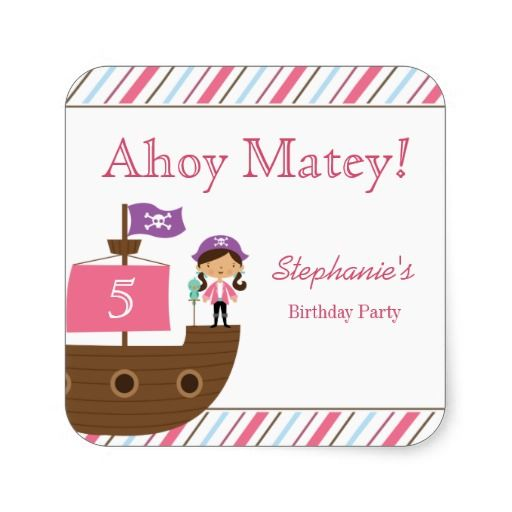 >>>Low Price          Cute pink girl's pirate birthday party stickers           Cute pink girl's pirate birthday party stickers in each seller & make purchase online for cheap. Choose the best price and best promotion as you thing Secure Checkout you can trust Buy bestThis Deals      ...Cleck Hot Deals >>> http://www.zazzle.com/cute_pink_girls_pirate_birthday_party_stickers-217955010057453600?rf=238627982471231924&zbar=1&tc=terrest