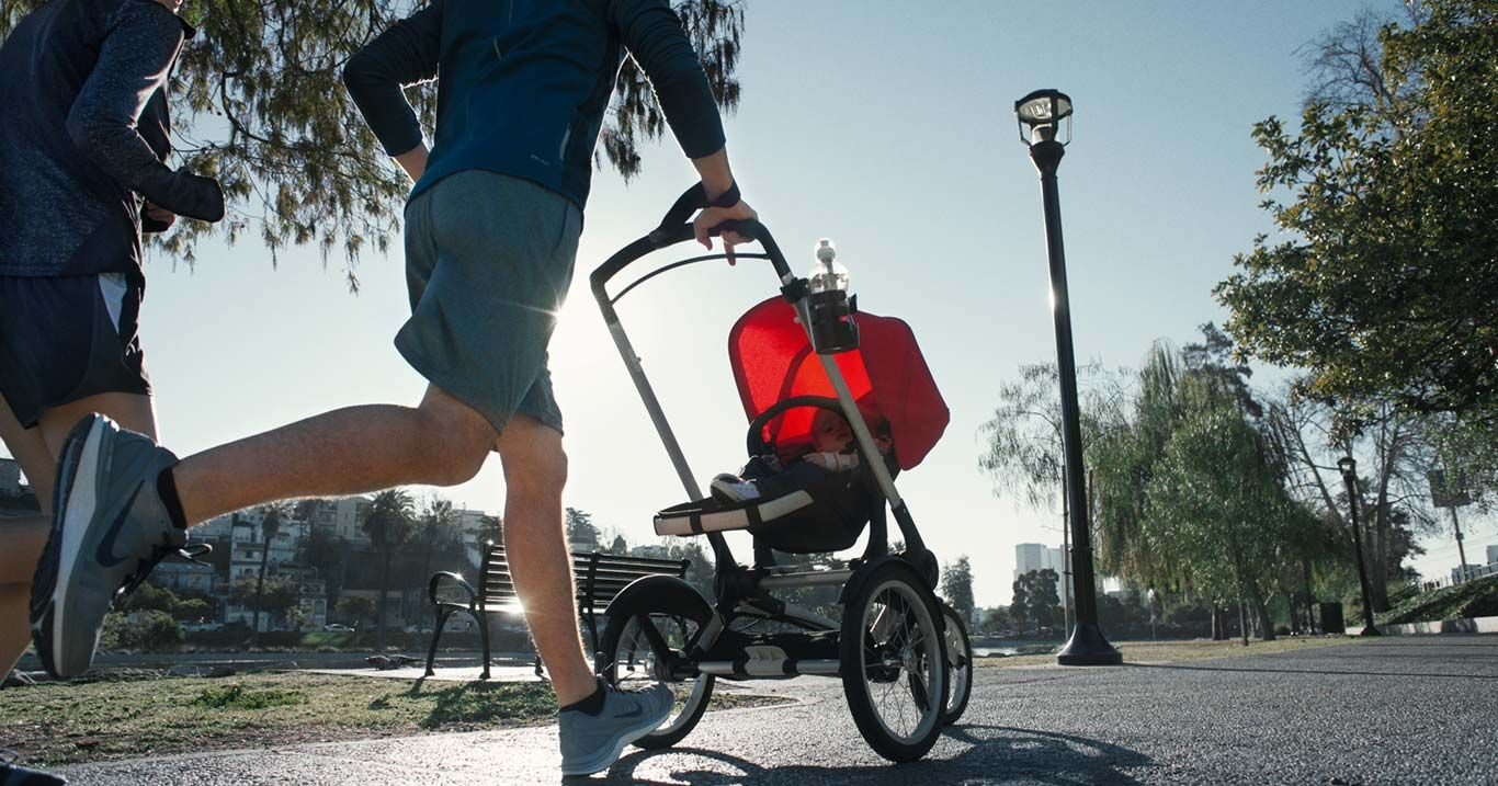 bugaboo mobility concept creators strollers (United