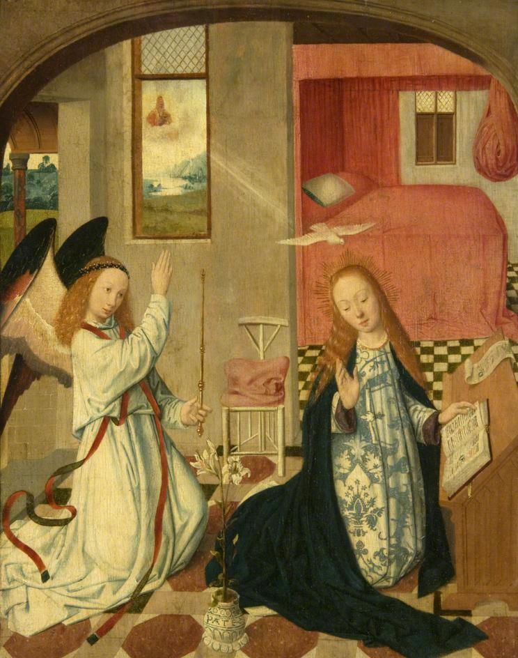 Verkündigung Maria