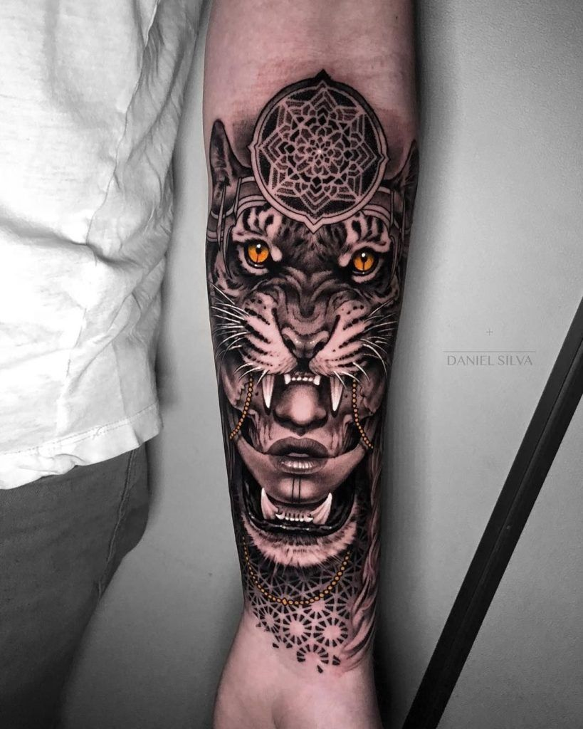 49 Cool Temporary Tattoo For Men Tattoos For Guys Tattoos Forarm Tattoos