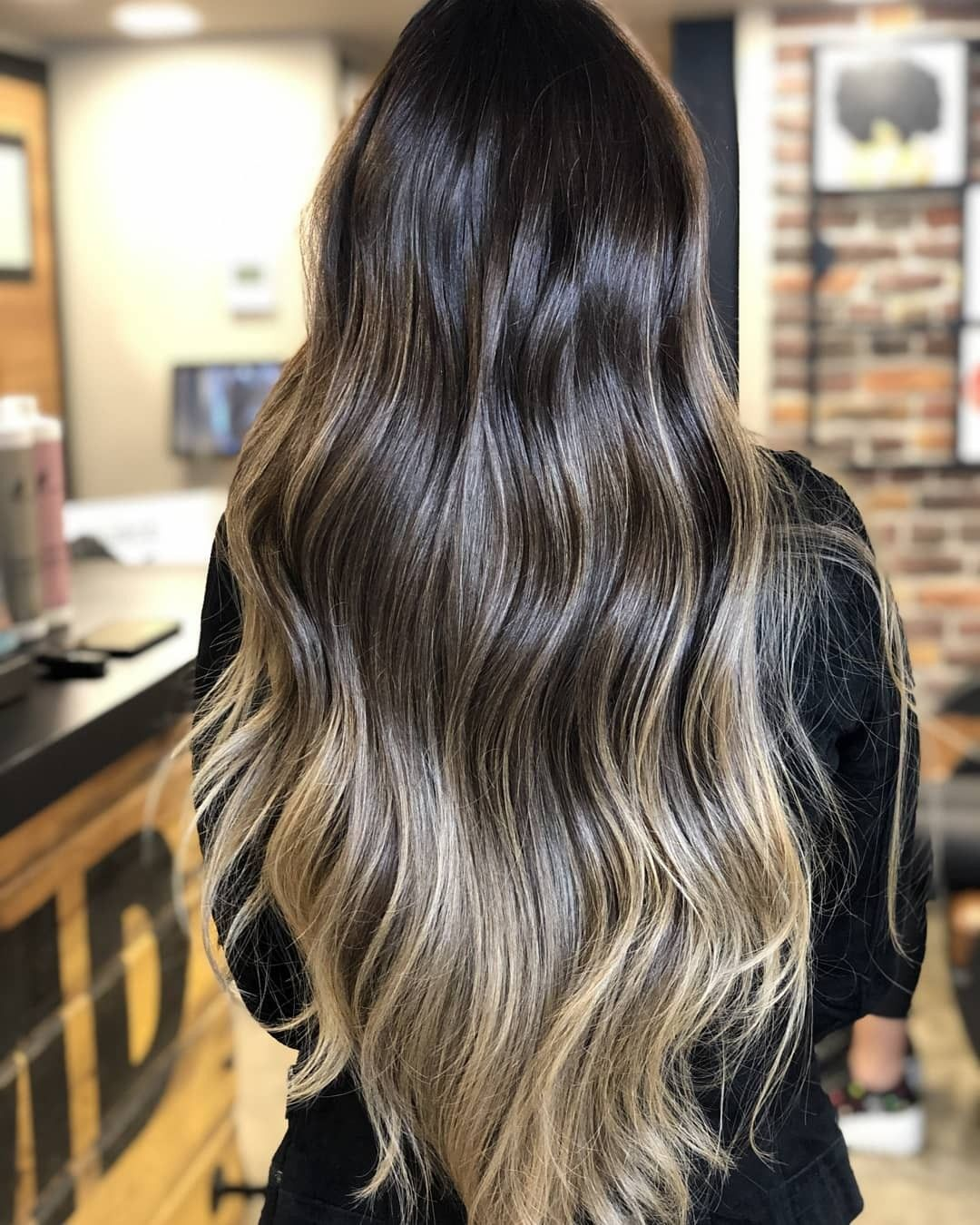 Ombre Hair Isilti Ombre Ombrehair Isiltilisaclar Naturelovers