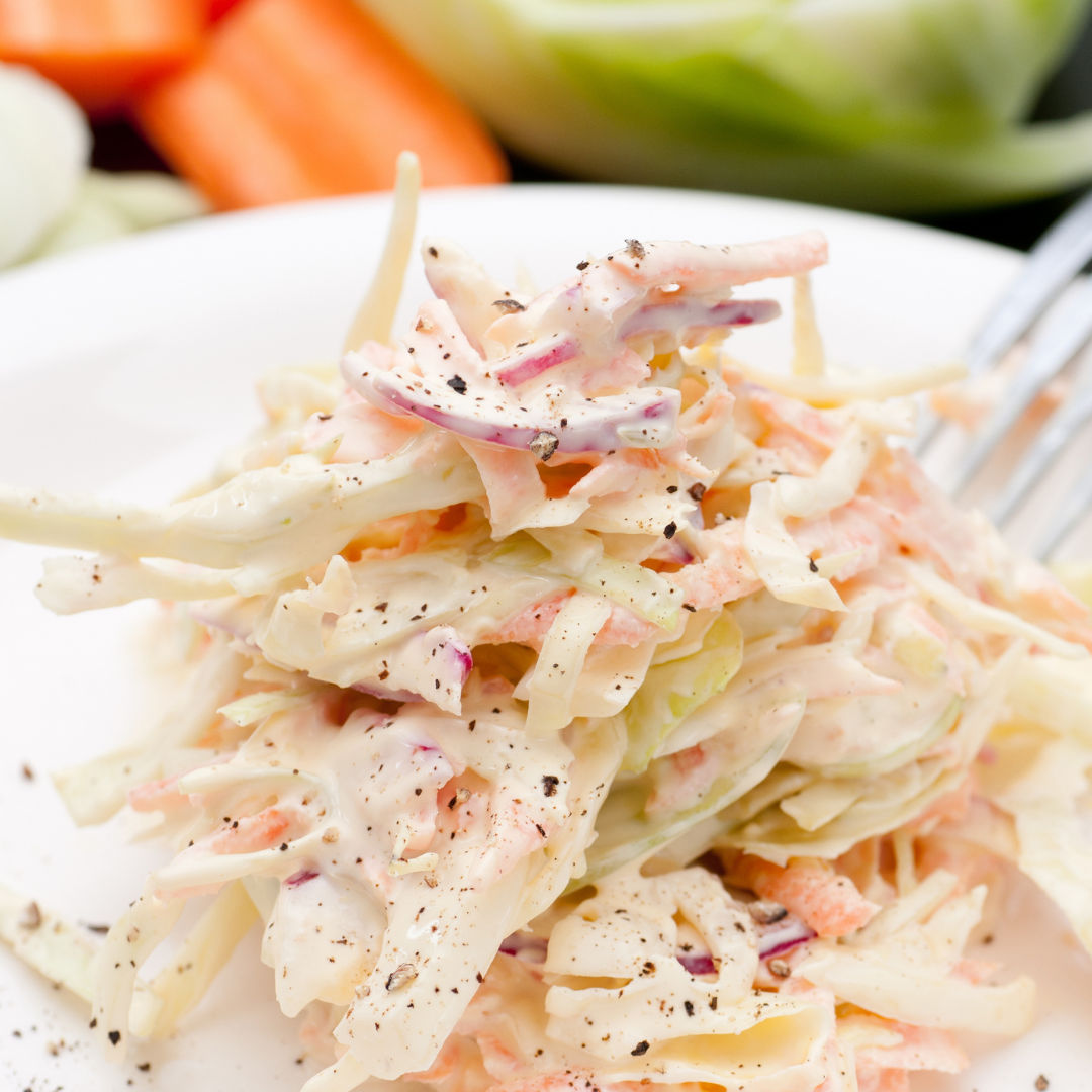 How To Make The Best Coleslaw Ever Recipe Creamy Coleslaw Recipes Slaw Recipes
