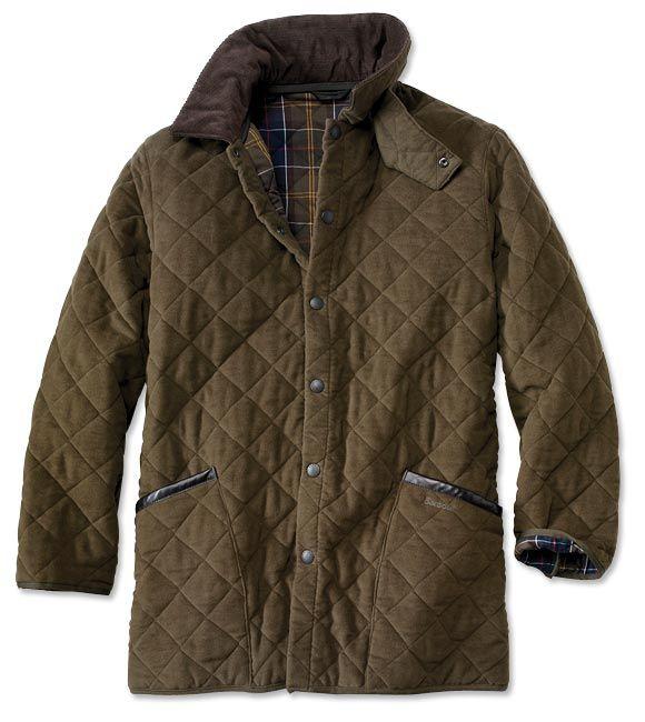 Barbour Moleskin Liddesdale Jacket Closet Jaqueta