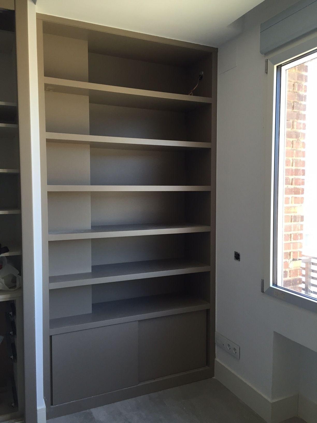 Trabajo Realizado En C Francisco Silvela 112 Ofrecemos Una Amplia  # Muebles Para Buardillas