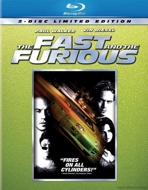 The Fast and the Furious 2001 BluRay 1080p 4.6GB[Hindi DD5.1 – English DD5.1] Esub MKV
