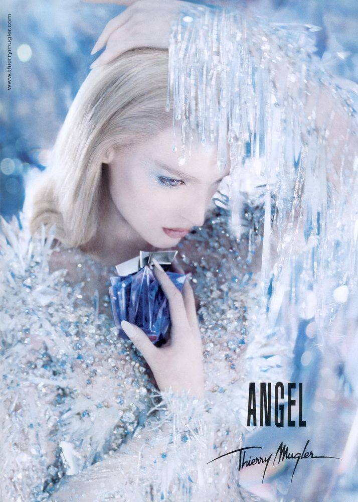 Épinglé par alborada sur Les parfums Angel parfum