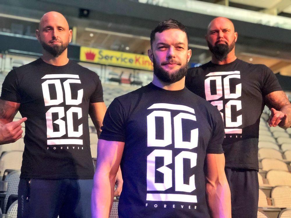 WWE Boys Finn Balor Club T-Shirt