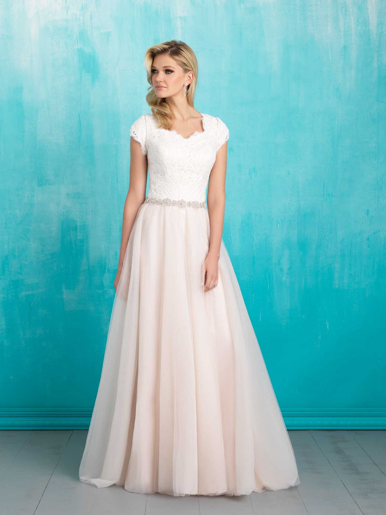 55+ Conservative Wedding Dresses - Dress for Country Wedding Guest ...