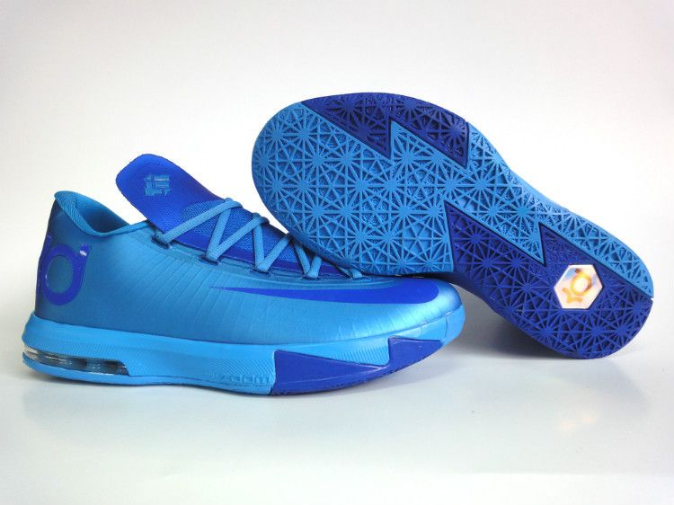 Nike Zoom KD 6 Sprite Royal Blue Volt
