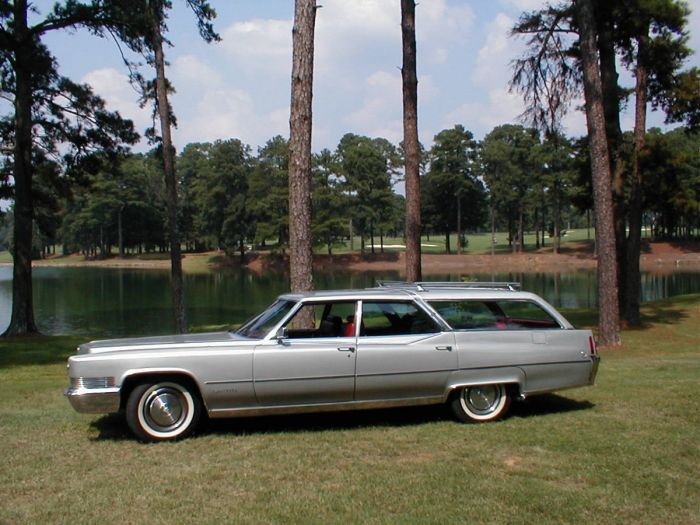 Hemmings Find Of The Day 1970 Cadillac Fleetwood S Cars That