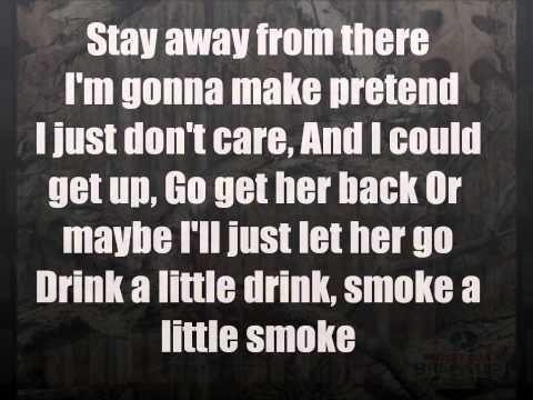 Eric Church - Smoke A Little Smoke Lyrics HD - YouTube