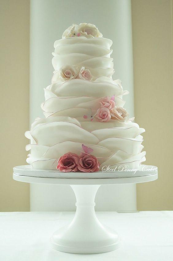 Bolo de casamento: escolha o seu! - WePick