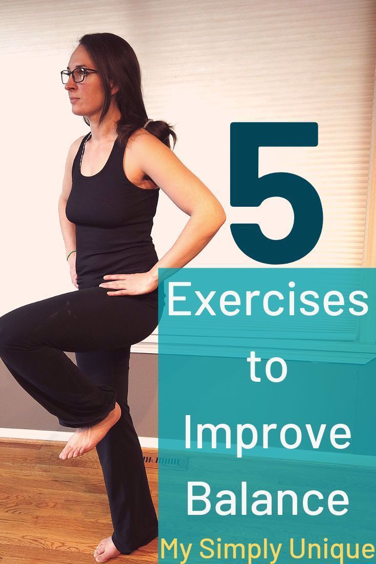 5 exercises to improve balance in 5 minutes!! You can beat that!! Start improving your balance today...