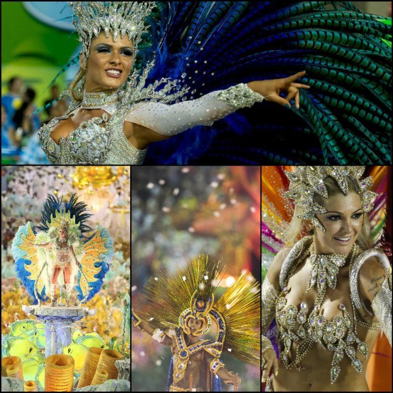 Rio de Janeiro #Carnaval 2014 #travel #Brazil