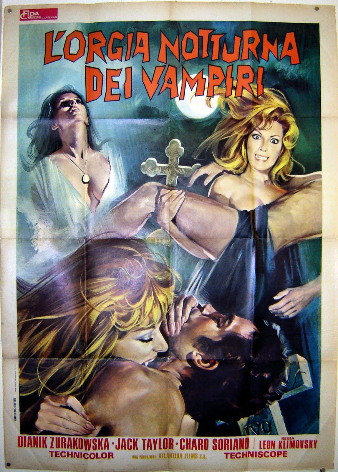 Night orgy vampire