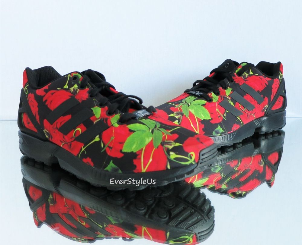 ADIDAS Originals ZX Flux Women's Sneakers AQ4752 BlackRose