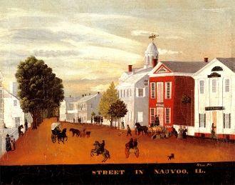 Nauvoo LDS Mormon Art Josephs Smith/'s Original Temple