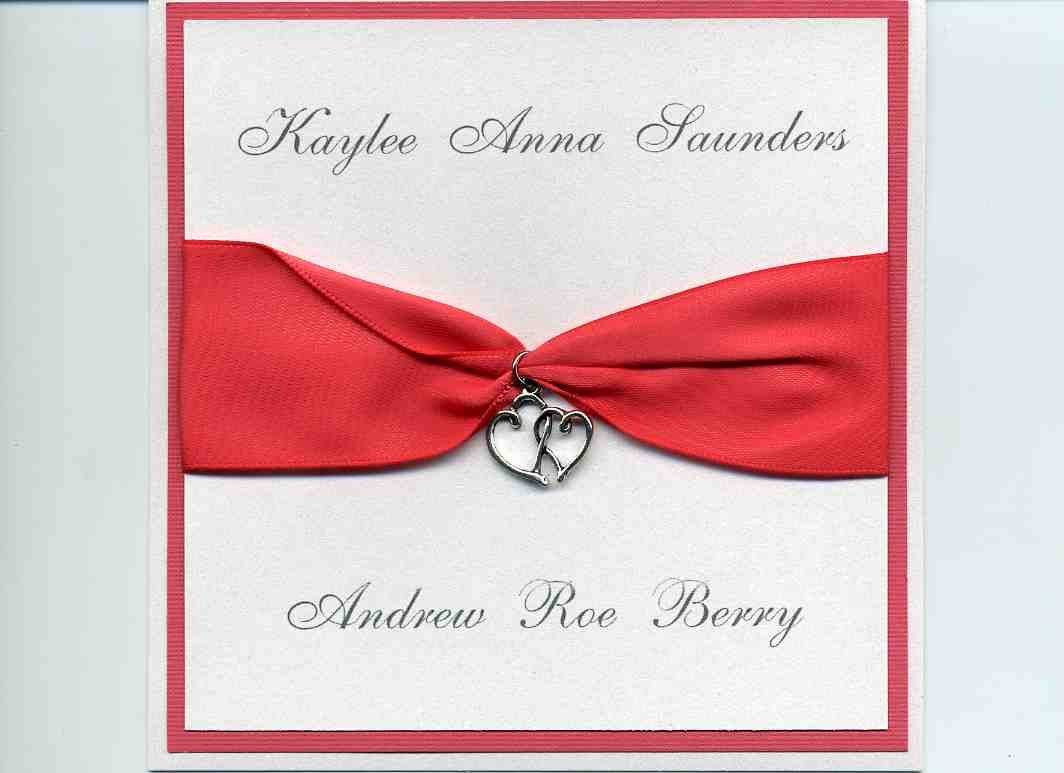 Guava Wedding Invitation - Two Hearts, One Love. | Products I Love ...