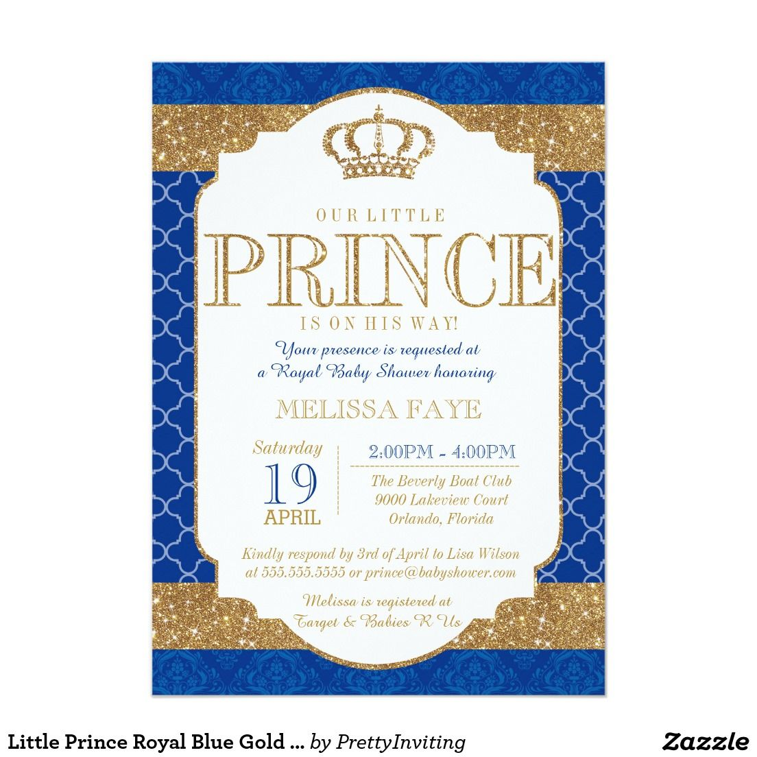 explore prince baby showers gold baby showers and more