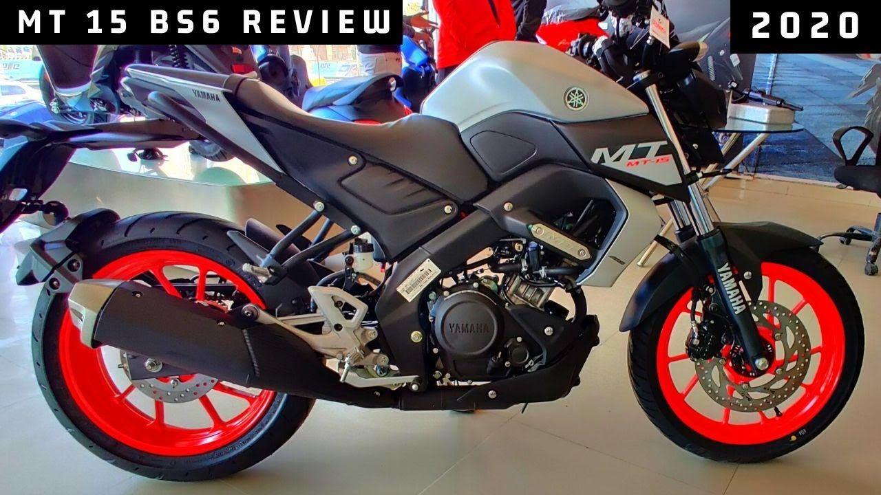 Yamaha Mt 15 Bs6 Full Walk Around Review 2020 4 New Changes On Roa In 2020 Mt 15 Yamaha Motul