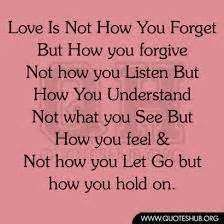 Love Forgiveness Quotes Classy Pindirk Nel On Heartfelt Quotes  Pinterest  Forgiveness