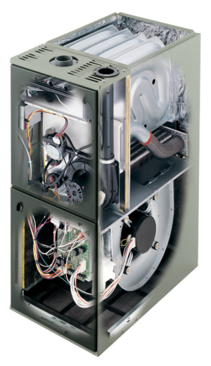 Product Spotlight Trane XV95 Furnace, An Energy Efficient