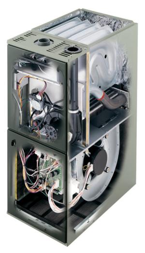 Product Spotlight Trane XV95 Furnace, An Energy Efficient