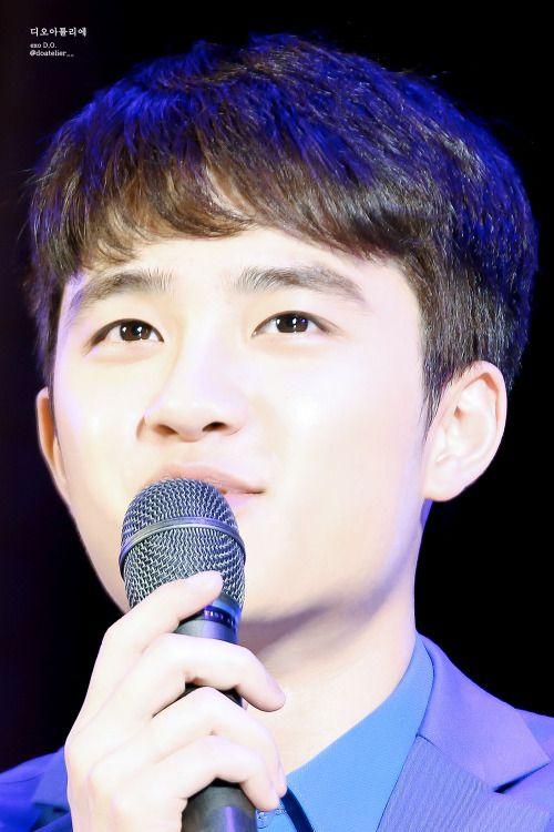 D.O - 160401 Lotte World 'EXO's Secret Night' Credit: D.O. atelier. (롯데월드 '엑소의 시크릿한밤')