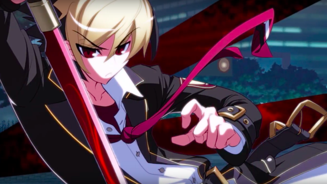 Under Night InBirth Exe Late[ST] Official Release Date