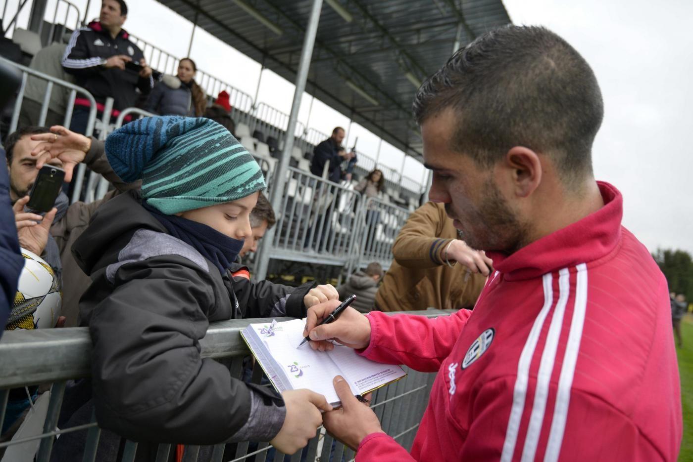 Juve al lavoro: si ferma Alex Sandro - Sportmediaset - Sportmediaset - Foto 33 #Sturaro