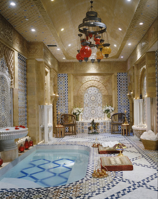 Doesn T Every Home Need A Turkish Bath Home Bel Air Mansion