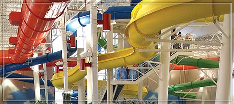 Caribbean Cove Waterpark Hotel Conference Center Indianapolis Indiana