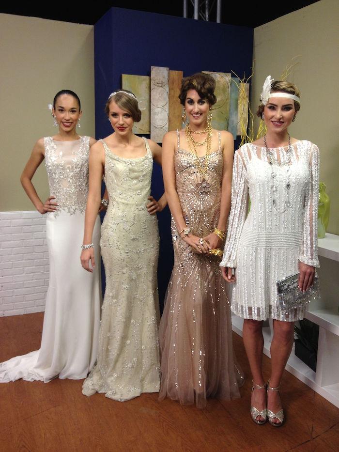 Great Gatsby Fashion Ideas Wedding