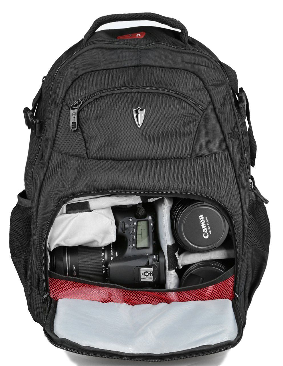 c7ab53f9d5 Victoriatourist V6022 Laptop Backpack for SLR Camera and 15 Inch Laptops  with Waterproof Rain Cover.  affiliate