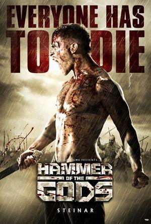 Hammer Of The Gods Cine Gran Bretana Intenso