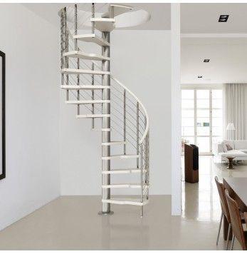 Escalier Colimacon Genius 2easy 050 Escalier En Colimacon Escalier En Kit Escalier