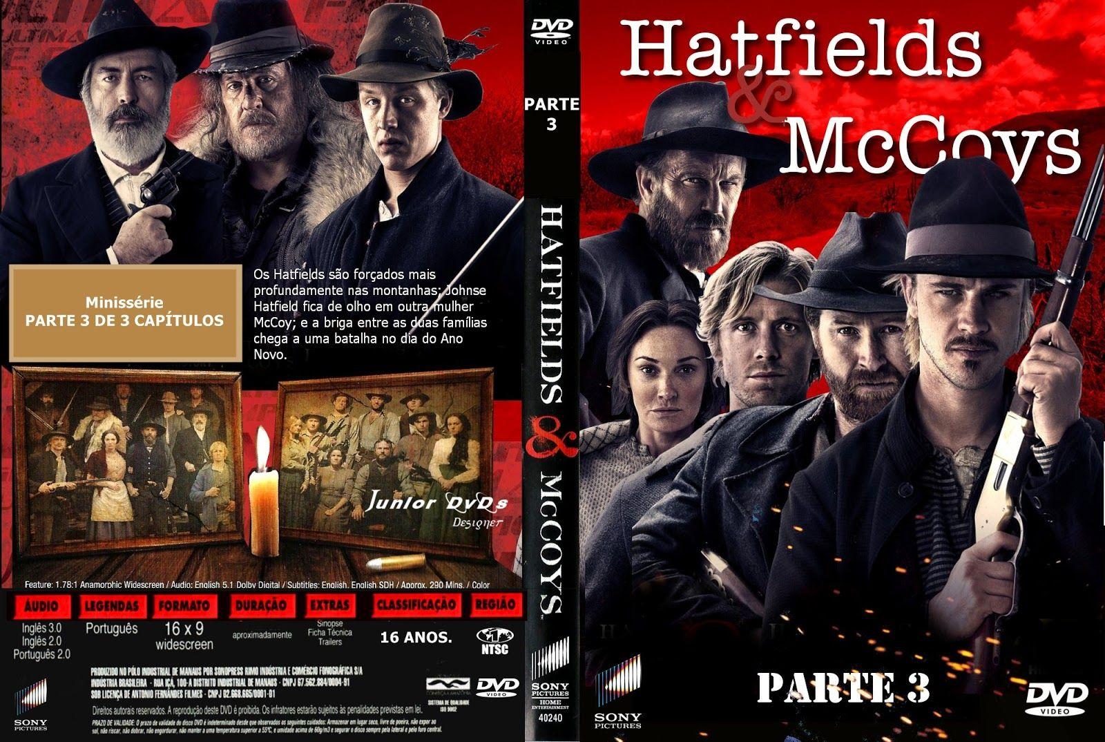 Hatfields Mccoys Ep 3 2012 Filmes De Acao Filmes Dvd