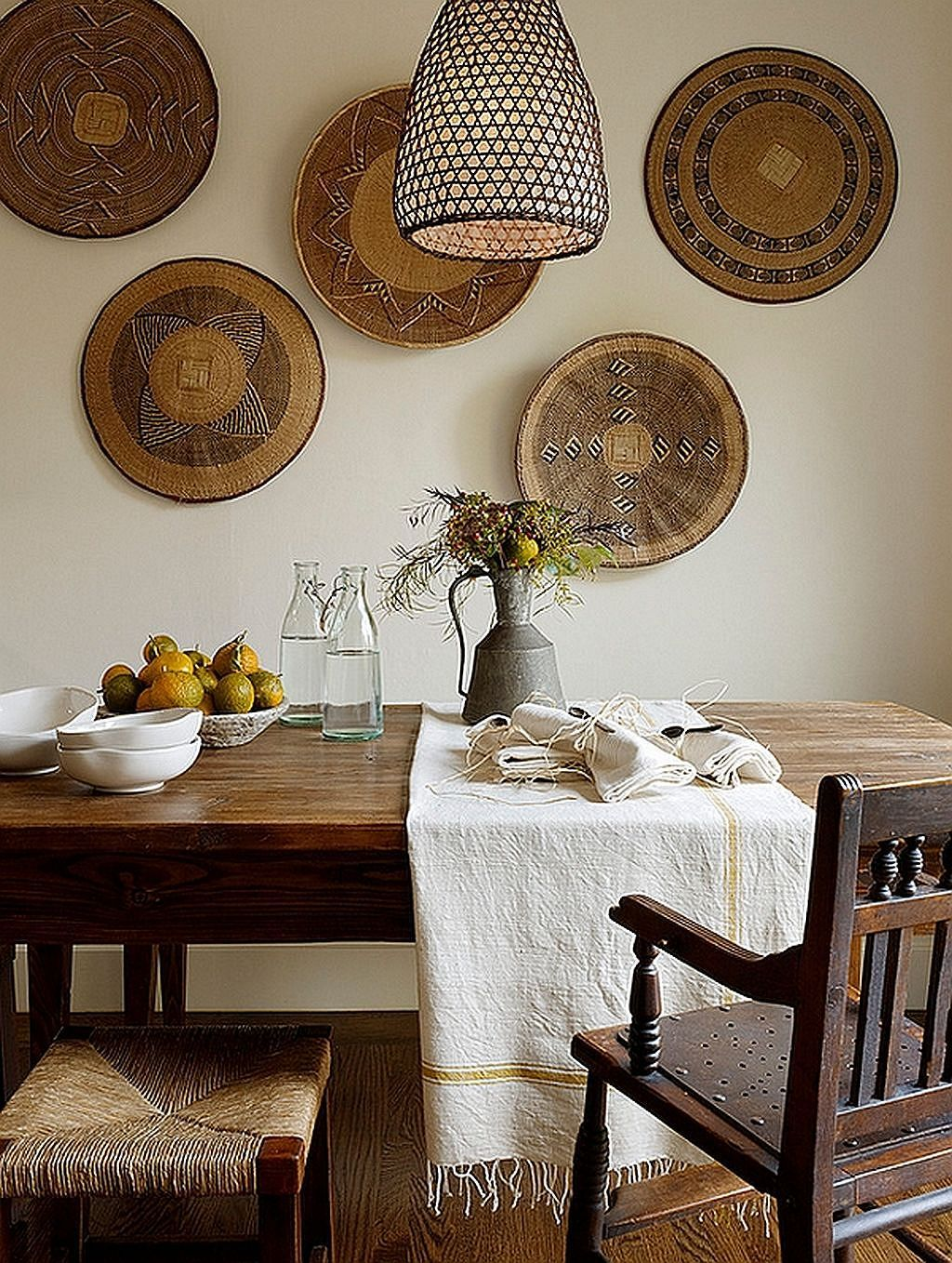 50 Creative Modern Decor With Afrocentric African Style Ideas Deco Deco Africaine Deco Ethnique African decor dining room