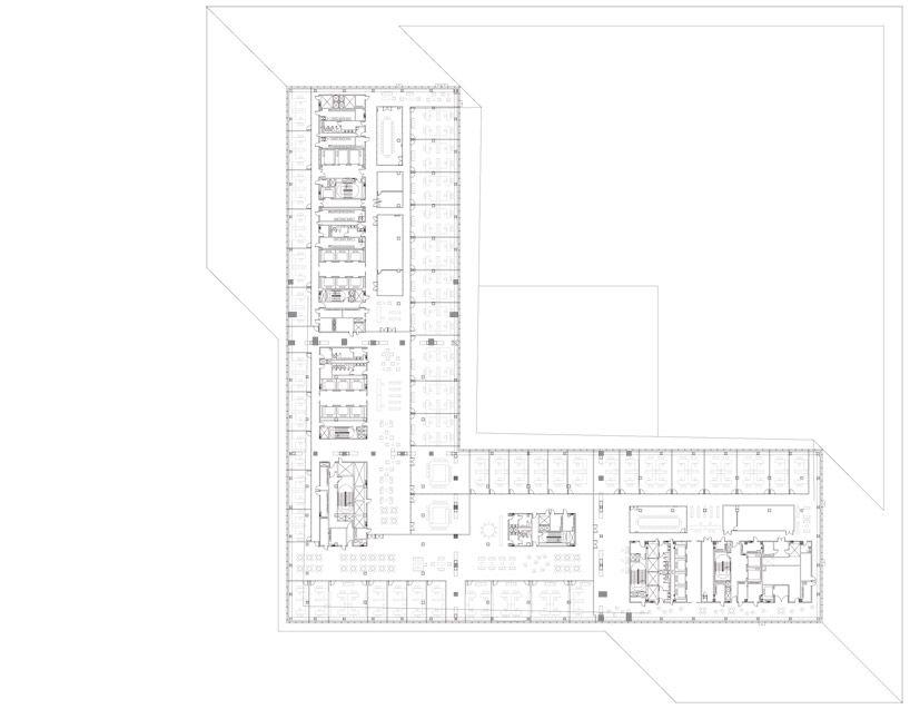 Oma Cctv Headquarters Now Complete Interior Design And Technology Interior Design Sketches Concept Architecture