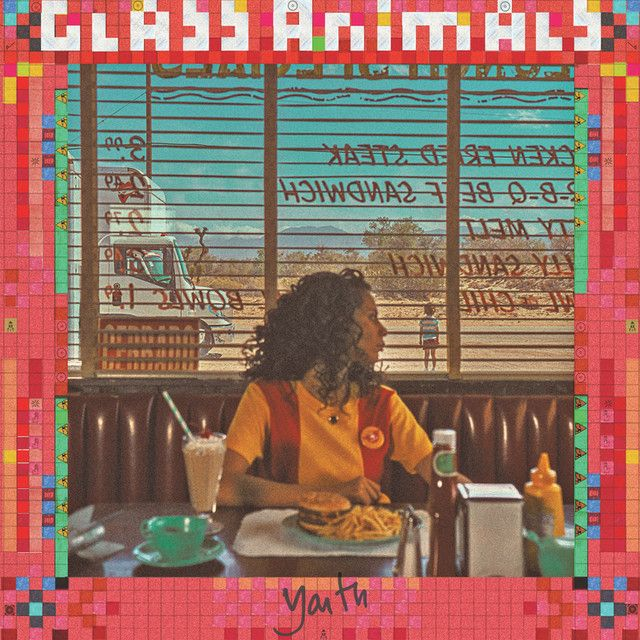 """Youth"" by Glass Animals was added to my Work Appropriate"